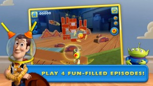 Toy Story Smash It for iPad and Google Play