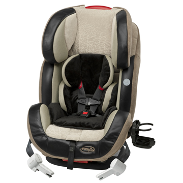 review evenflo symphony dlx all in one infant to toddler car seat survivemag. Black Bedroom Furniture Sets. Home Design Ideas